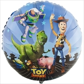 Disney Toy Story Gang Foil Balloon