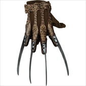 A Nightmare On Elm Street - Deluxe Freddy Glove Adult