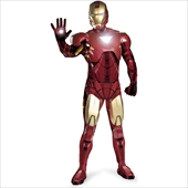 Iron Man 2 (2010) Movie - Iron Man Mark 6 Super Deluxe Adult Costume