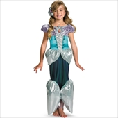Disney Princess - Ariel Deluxe Toddler / Child Costume