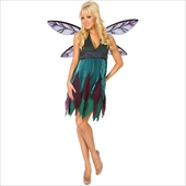 Midnight Dragonfly Adult plus Costume