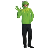 The Muppets - Kermit Adult Costume Kit