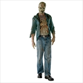 The Walking Dead - Deluxe Decomposed Zombie Adult Costume