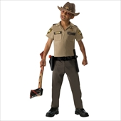 The Walking Dead - Rick Grimes Child Costume