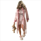 The Walking Dead - Pajama Zombie Teen Costume
