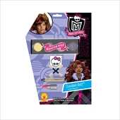 Monster High - Clawdeen Wolf Makeup Kit (Child)