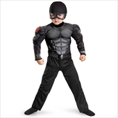 G.I. Joe Retaliation Snake Eyes Muscle Chest Toddler Costume