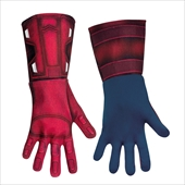 The Avengers Captain America Deluxe Gloves (Adult)