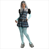 Monster High Deluxe Frankie Stein Adult Costume