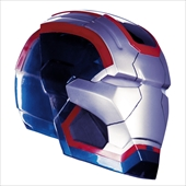 Iron Man 3 Patriot Adult Helmet