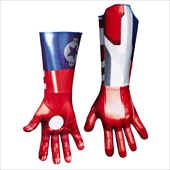 Iron Man 3 Patriot Deluxe Adult Gloves