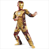 Iron Man 3 Mark 42 Classic Muscle Costume