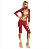 Iron Man 3 Mark 42 Bodysuit Adult plus Costume