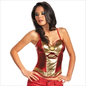 Iron Man 3 Mark 42 Adult plus Bustier