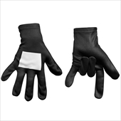 Ultimate Black Spider-Man Kids Gloves