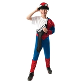 Ultimate Spider-Man Reversible Kids Costume | 219371