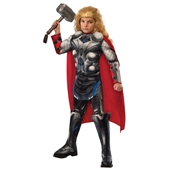 Avengers 2 Deluxe Thor Child Costume | 241630