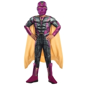 Avengers 2 Deluxe Vision Child Costume | 241642