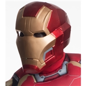 Avengers 2 - Age of Ultron: 'Mark 43' Iron Man Adult 2 Piece Mask | 242433