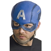 Avengers 2 - Age of Ultron: Captain America Adult Molded Mask | 242436