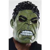 Avengers 2 - Age of Ultron: The Hulk 3/4 Adult Mask | 242437