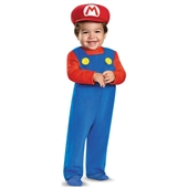 Super Mario Bros: Mario Toddler Costume | 243771