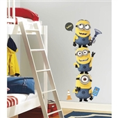 Minions Despicable Me - Giant Wall Decals | 250913
