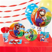 Super Mario Brothers Basic Party Pack | 252998