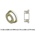 Dental Highspeed Ceramic Bearing - DA01Z4GM2-816 - For Midwest XGT