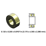 XTRA Dental Highspeed Ceramic Bearing - DA02JW3G-814 - For KaVo