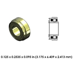 Dental Highspeed Ceramic Bearing - DA22WJ2L-801- For KaVo