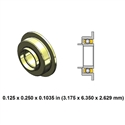 Dental Highspeed Ceramic Bearing - DA38Z3L-801 For NSK