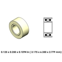 Dental Highspeed Ceramic Bearing - DA55Z3G-801 - For W&H