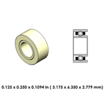Dental Highspeed Ceramic Bearing - DA55Z2G-801 - For W&H and Star