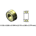 XTRA Dental Highspeed Ceramic Bearing - DA70BW3G-801  - For KaVo and Sirona