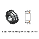 Dental Highspeed Bearing - DR07B1L - for W&H