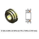 Dental Highspeed Bearing - DR07E1L-801 - for W&H