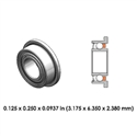 Dental Highspeed Bearing - DR13B1L - For Yoshida