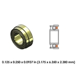Dental Highspeed Ceramic Bearing - DR21B1L-801 - For NSK
