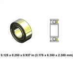 Dental Highspeed Ceramic Bearing - DRM02S3C