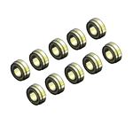 Dental Highspeed Ceramic Bearing Value Pack - DRM21JSVPC-10