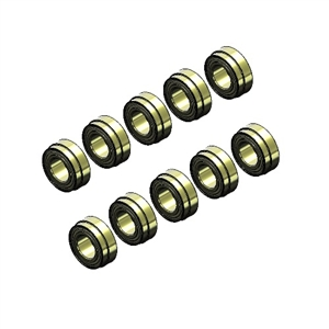 Dental Highspeed Ceramic Bearing Value Pack - DRM21SVPC-10