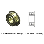 Dental Highspeed Ceramic Bearing  - DRM54S4C - For Star