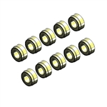 Dental Highspeed Ceramic Bearing Value Pack - DRM70SVPC-10
