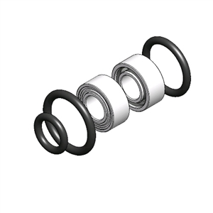 SureFix Bearing Kit - HBA840-BKR