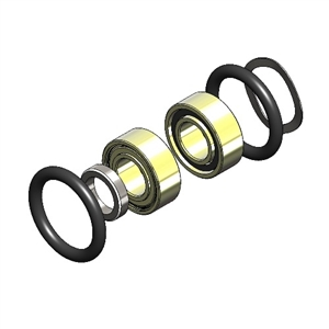 SureFix Ceramic Bearing Kit  - HBC8008-BKRC