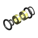 SureFix Ceramic Bearing Kit  - HBC8009-BKRC
