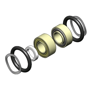 SureFix Ceramic Bearing Kit - HKV8000-BKAC