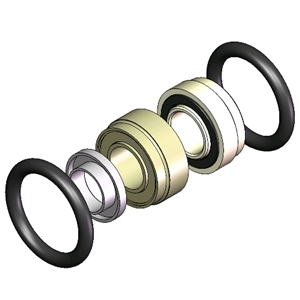 SureFix Ceramic Bearing Kit - HKV8100-BKAC