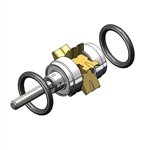 KaVo BELLAtorque 639 / 642 / 645 // Contact-air 632 Push Button Turbine Cartridge / Angular Contact Bearings